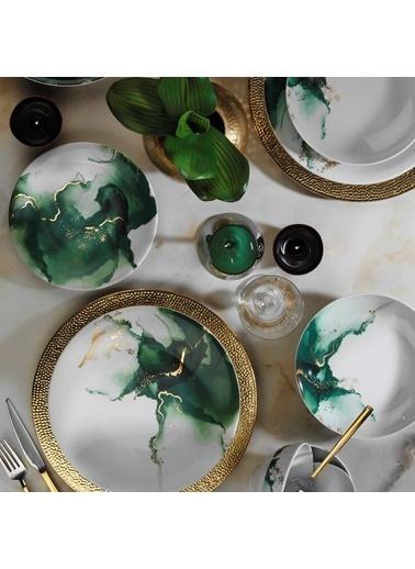 Kütahya Porselen Kütahya Porselen 24 Parça Yemek Takımı 10714 Renkli